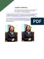 Biografía DE MARISOL ESPINOZA