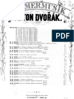 IMSLP68033-PMLP137433-Dvorak - String Quartet in G Major Op106 Violin1