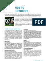 Eco-guide to Gothenburg