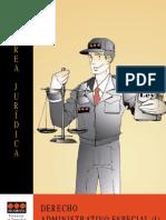 Area Juridica- Derecho Administrativo Especial I