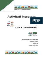 Activitati Integrate Inspectie Speciala