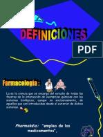 Definiciones FIN