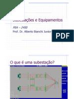 PEA2450 - Subestacoes e Equipamentos