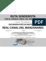 Tercera Ruta del Canal del Manzanares