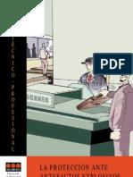 Área Técnico Profesional - Proteccion ante Artefactos Explosivos
