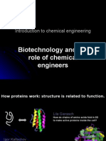 2003 LECTURES , Biotechnology
