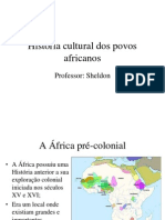 Historia Cultural Dos Povos Africanos