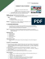 Community Health Nursing p[1]