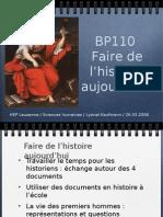 bp110 séance 3 2007