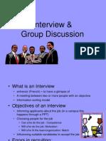 Interview & GD