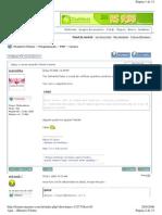 iMasters Fóruns - Ajax Em PHP - Página 2