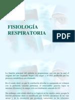 módulo respiratorio fisiologia