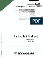 E._Fliess_-_Estabilidad_Tomo_II
