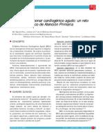 Edema Pulmonar Cardiogenico 1
