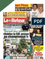 LE BUTEUR PDF du 19/09/2011