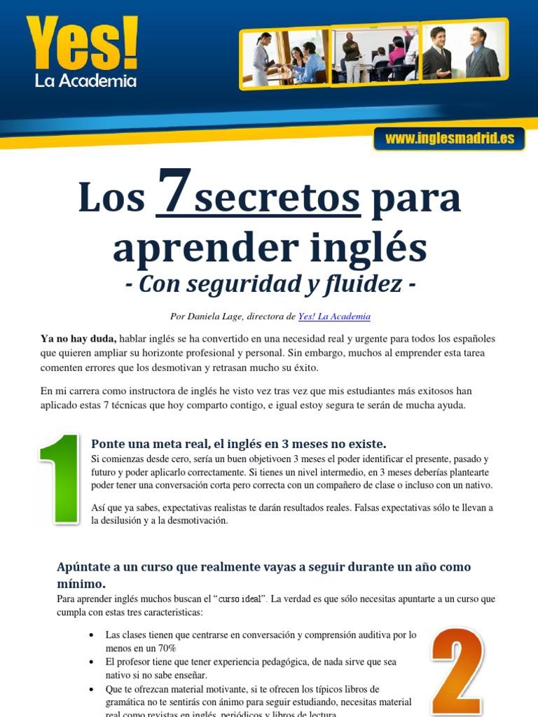 7secretos de Ingles