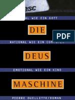Quellette,Pierre - Die Deus-Maschine