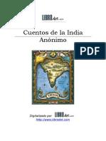 Anónimo - Cuentos de La India [Libros en Español]