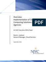 NJVC Cloud Computing for Government FINAL