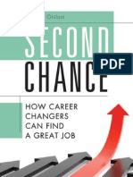 Second Chance How Career Changers Can Find a Great Job-Mantesh