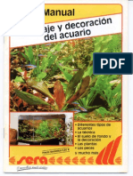 Montaje y Decoracion Del Acuario - 1