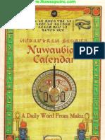Nuwaubian Calendar