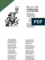 HistÓria de JoÃo e o pÉ de FeijÃo