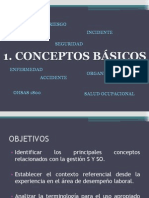 Tema 1 - Conceptos Basicos