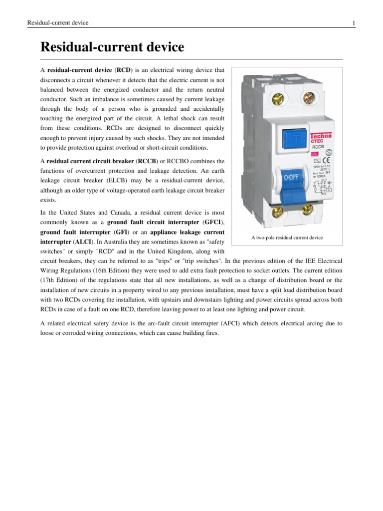02 Electric Power Engineering Bined Arc Fault Circuit Interrupter And On Gfci Wiring With