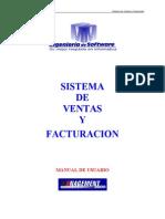 Sistemad e Ventas VNT2000