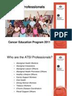 ATSI Professionals Booklet