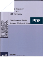 Displacement Based Seismic Design of Structures - MJN Priestley High Resolution