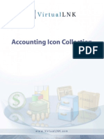 VirtualLNK Accounting Icons Collection v1