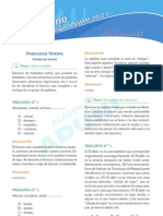 Examen de Admision Unmsm 2012-i Solucionario -Ciencias de La Salud_academia Aduni