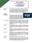 Resume Sept 11
