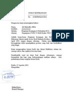 Alimurtadlo Bca Letter