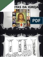 As Notas Da Igreja