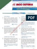 Solucionario Del Examen de Admision Unmsm 2012-i Por La Academia Saco Oliveros