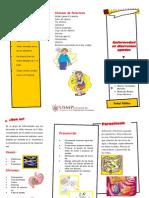 parasitosis y edas