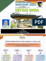 d'Briefing Nkra Sk Tanjung Perang 2011