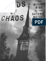 Lords of Chaos by Fabian666