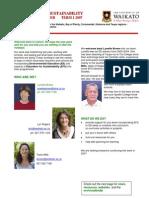 EFS Newsletter Term 1 07