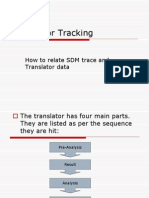 Translator Tracking