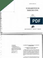 Puig Brutau Volumen 2 Tomo 1