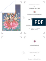 Sai Baba El Gayatri Mantra