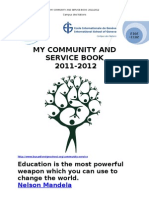 Community and Service Book 2011-2012[1]