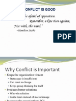 Conflict Resolution Vally