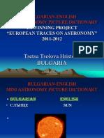 Bulgarian-English Tsetsa Hristova