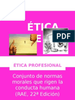 Etica en Evaluación