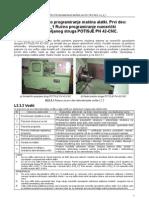 Ručno programiranje CNC